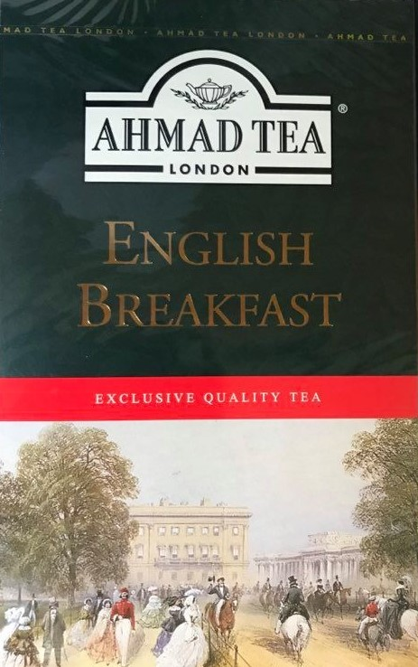 AHMAD TEA ENGLISH BREAKFAST Čaj černý sypaný 500 g