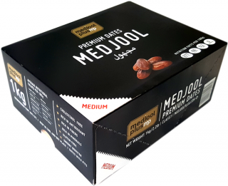 PREMIUM DATES Datle medjool medium 1 kg