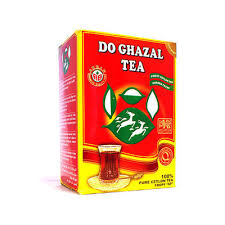 DO GHAZAL TEA Čaj černý PURE Ceylon Tea 500g
